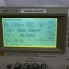 HP 4284A LCR Meter Working Screen for sale