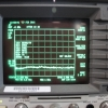 Working Screen of the HP 8595E Spectrum Analyzer on sale now