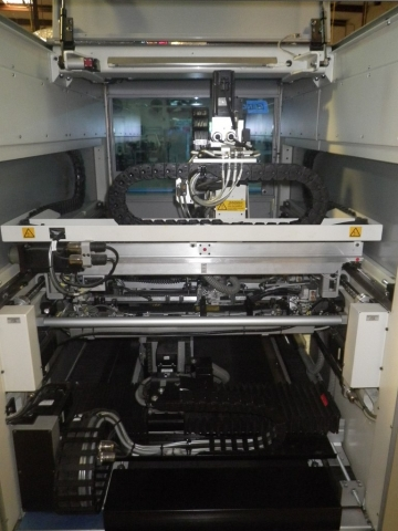 Refurbished Cencorp Br1000 Automatic Pcb Router For Sale