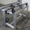Reconditioned Crown Simplimatic 60 Inch Edge Belt Conveyor for sale