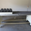 Dynapace flat belt conveyor ref459k (9)