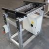 Used FlexLink Entrance Conveyor with adjustable incline for sale