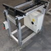 Reconditioned FlexLink Incline Conveyor with adjustments