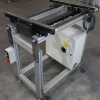 Used FlexLink Wave Entry Conveyor 24 inches long
