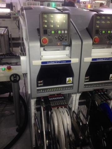 Fuji Nxt Ii Placement Machine Cardinal Circuit Quality