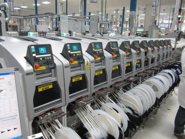 Fuji NXT Placement Machines