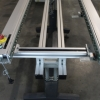 Refurbished JOT Edge Belt Inspection Conveyor with SMEMA