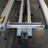 Refurbished JOT Edge Belt Inspection Conveyor with SMEMA
