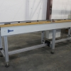 Used Simplimatic 5 Stage Inspection Conveyor for sale