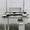 Used Universal 2 Stage Inspection Conveyor for sale