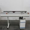 Reconditioned Universal 2 Stage Inspection Conveyor specs