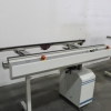Universal Edge Belt Inspection Conveyor on sale now
