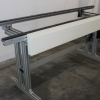 Refurbished edge belt PCB handling conveyor