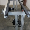 Constant run edge belt conveyor for sale