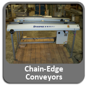 Chain Edge Conveyors For Sale