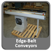 Edge Belt Conveyors For Sale