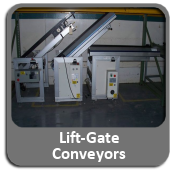 Lift Gate Conveyors For Sale
