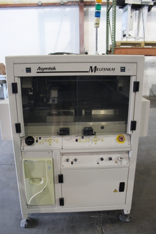 Asymtek M600 Dispensing System Used Smt Equipment For Sale