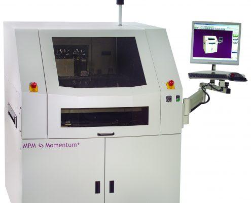 MPM Screen Printer - Momentum Plus