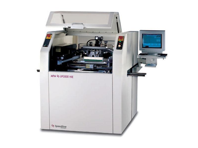 Speedline MPM Screen Printer UP2000