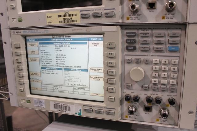 agilent 8960 e5515c wireless communication test set for sale rh cardinalcircuit com agilent 8960 cdma manual agilent 8960 user manual