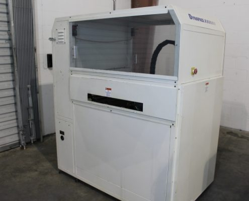 used buffer machine for sale