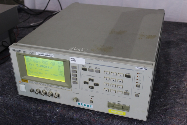 Hp Lcr Meter : Refurbished hp a lcr meter test equipment for sale