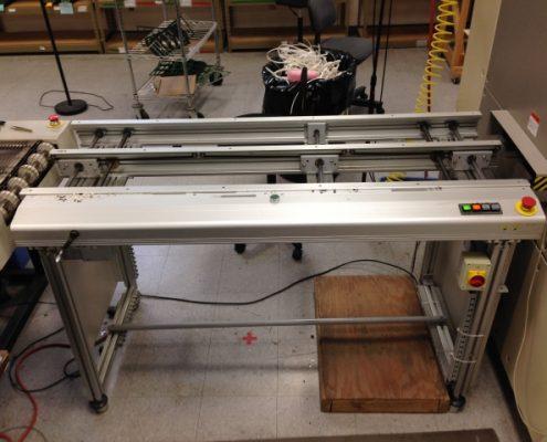 Used & Refurbished Edge Belt Conveyors for Sale