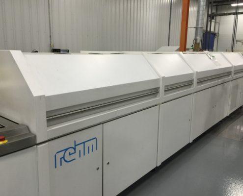 vitronics soltec xpm 820 reflow oven manual
