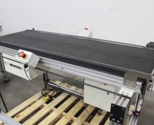 Used & Refurbished Flat Belt Conveyors for Sale
